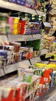 In Wien sind Lebensmittel teurer als in Berlin.