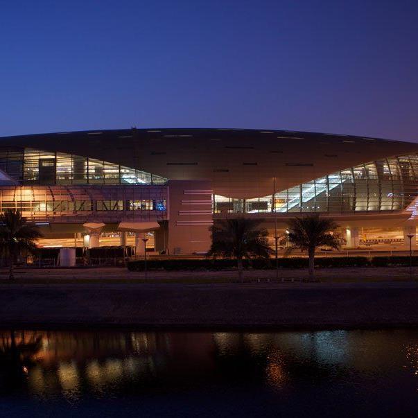 Die Lichtlösung für die Metro in Dubai - nur ein Beispiel für eine Leuchtenlösung von Thorn.