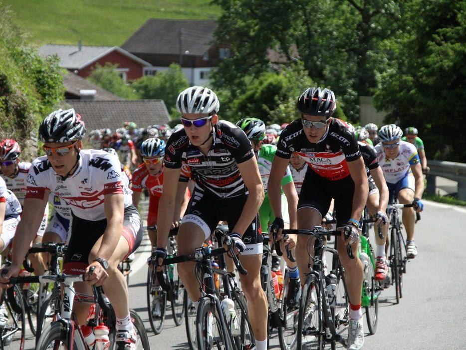 Die österreichische Radelite trifft sich am Mittwoch in Nenzing zum Vorarlberg Grand Prix.