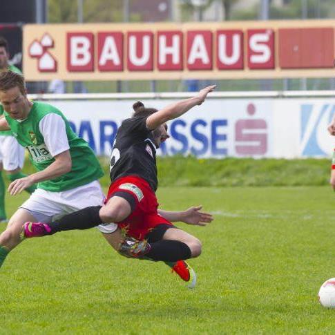 Viktoria gewinnt gegen Austria Lustenau Amateure sensationell mit 2:1.