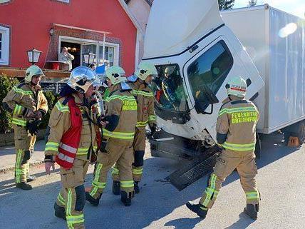 Ein 7-Jähriger musste nach dem Unfall mit dem Rettungshubschrauber ins Spital gebracht werden.