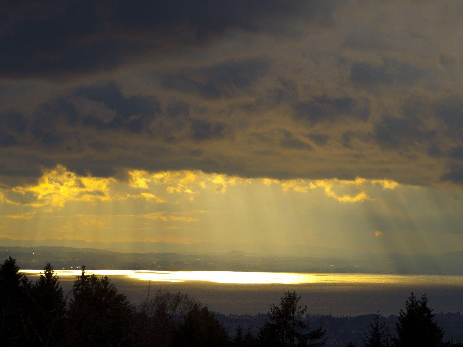 Das Wetter für die kommende Woche in Vorarlberg.