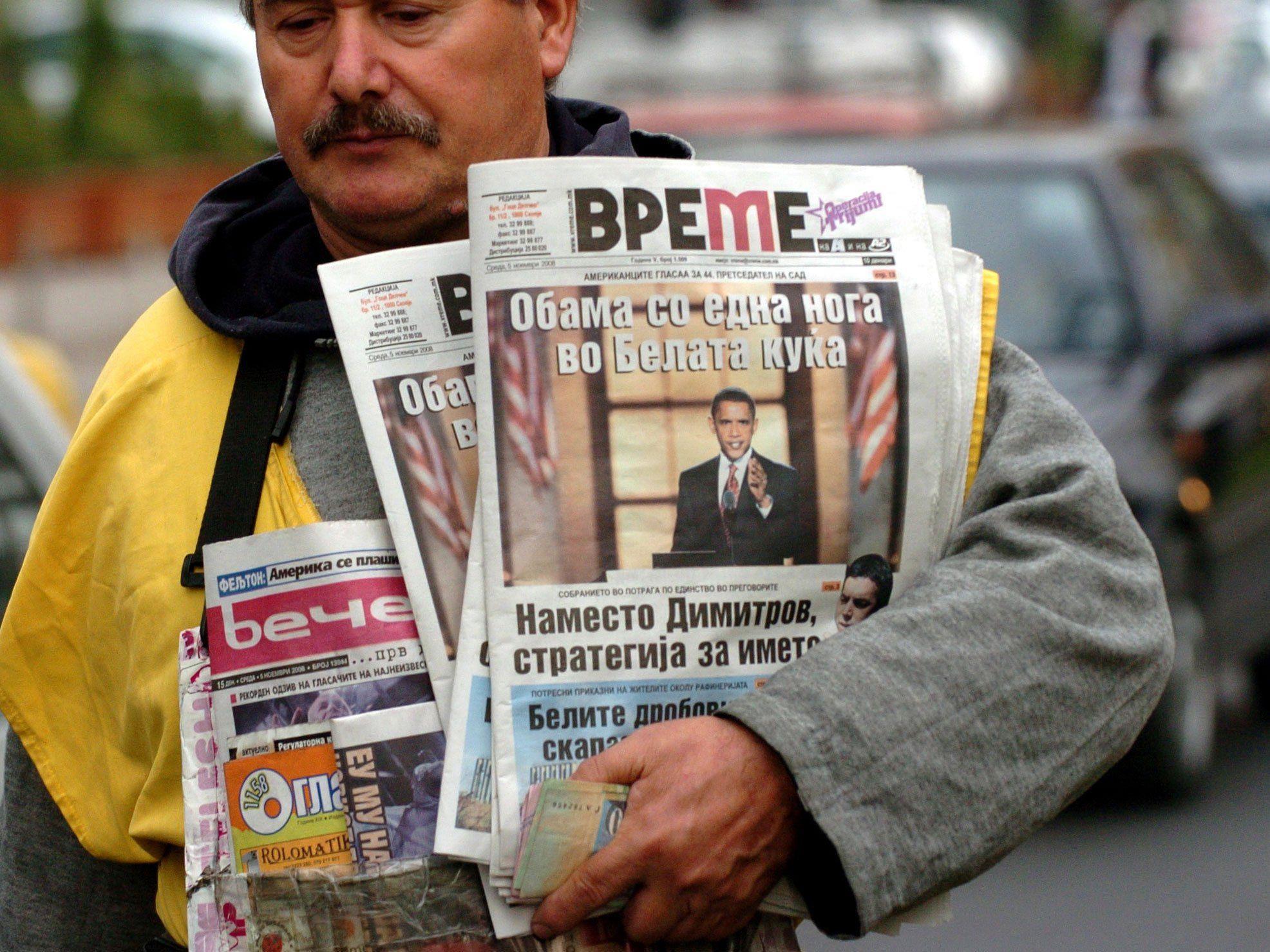 Man befürchtet, dass das neue Gesetz zur Medienzensur genutzt werden könnte.