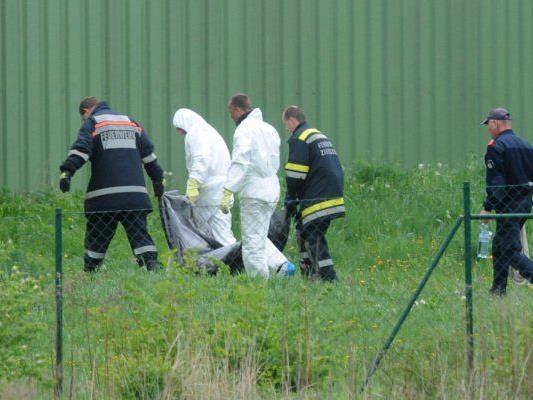 Die Leiche war im Bezirk Hollabrunn gefunden worden.