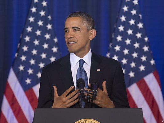 Obama hielt Rede in Washington