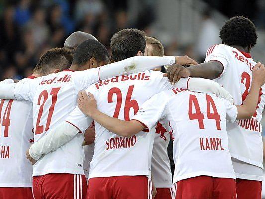 Salzburg freut sich über 6:0-Sieg in Wr. Neustadt