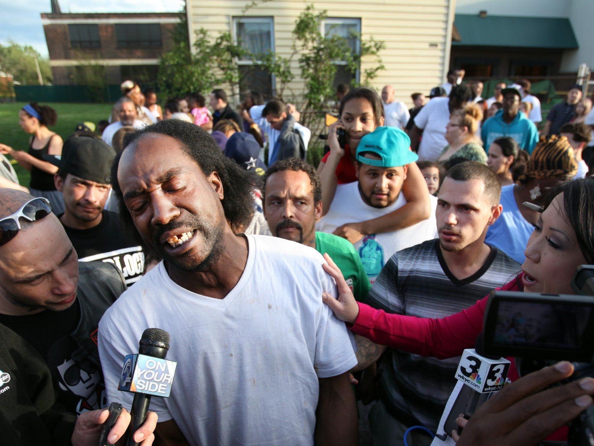 Charles Ramsey: US-Medien und Internet feiern Retter der Entführten von Cleveland.
