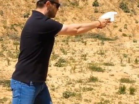 Texanischer Student präsentierte Pistole aus dem 3D-Drucker - US-Senator fordert rechtliche Schritte