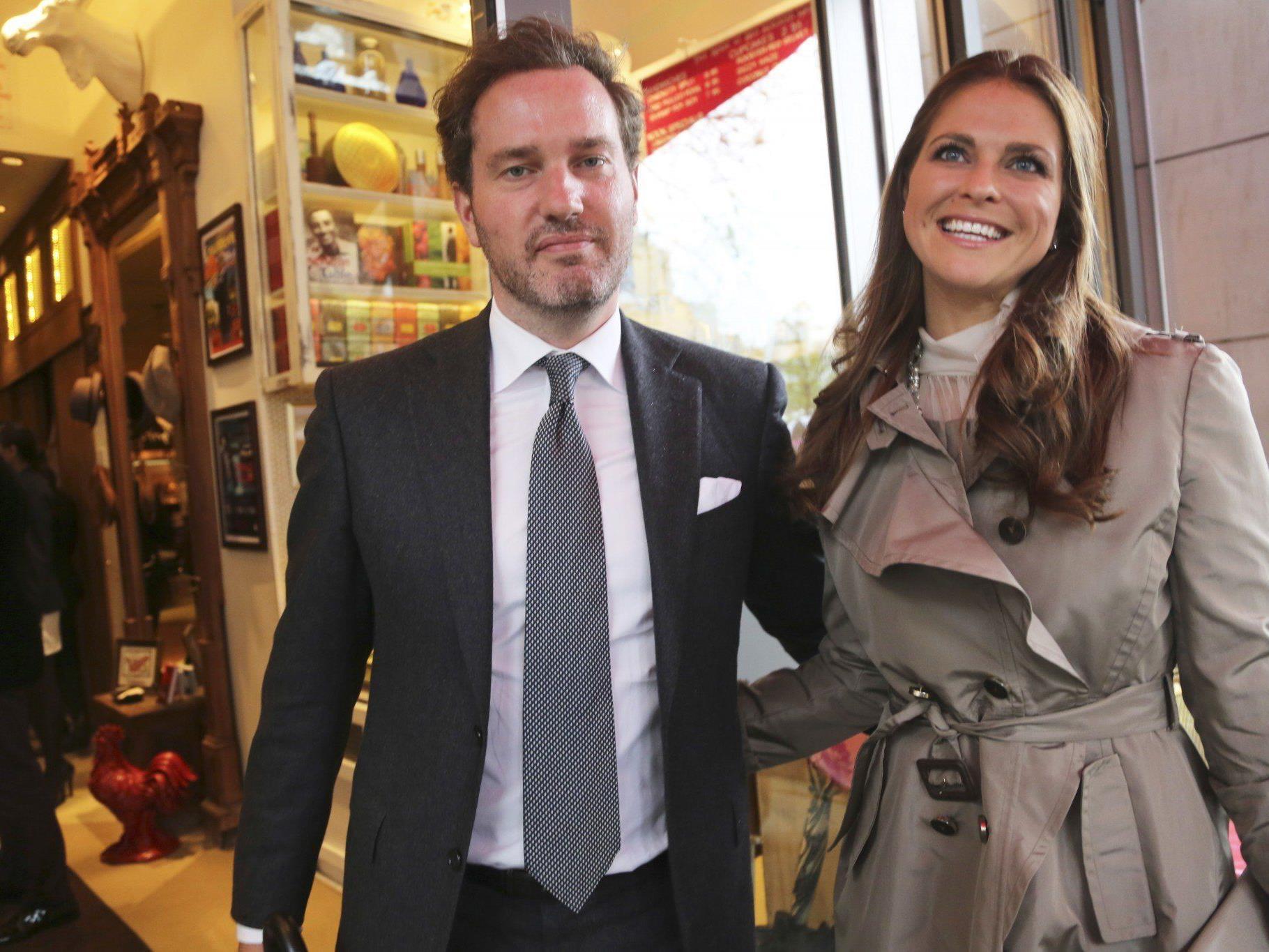 Neue Heimat, neuer Look, neue Liebe - Prinzessin Madeleine von Schweden hat ihren totalen Imagewandel vollendet.