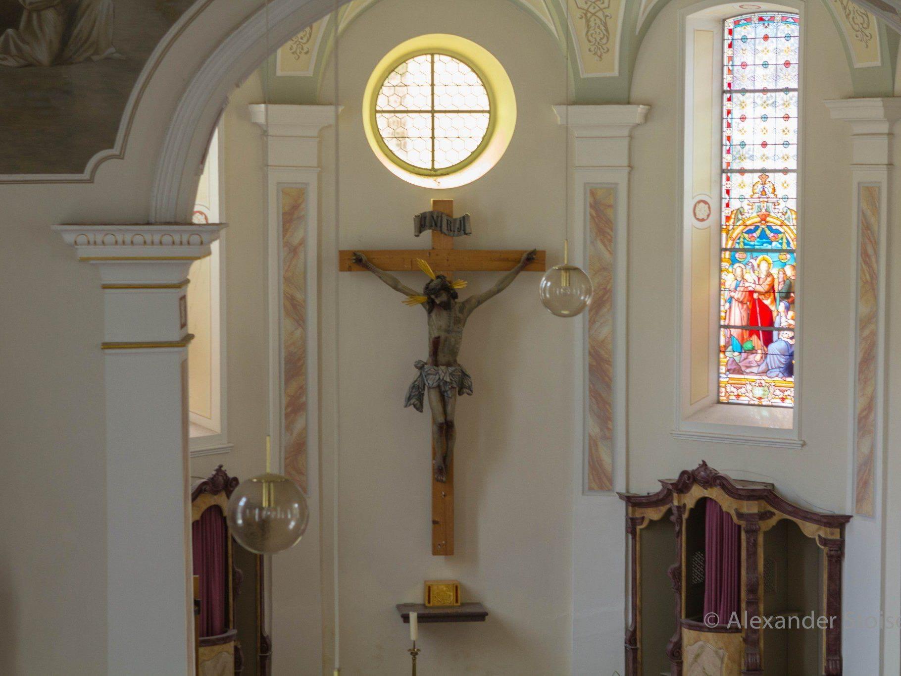 Interessantes über die alte Pfarrkirche (Friedhofskirche) Vandans erfahren Sie am Freitag, den 24.05.2013 ab 18:00 Uhr.