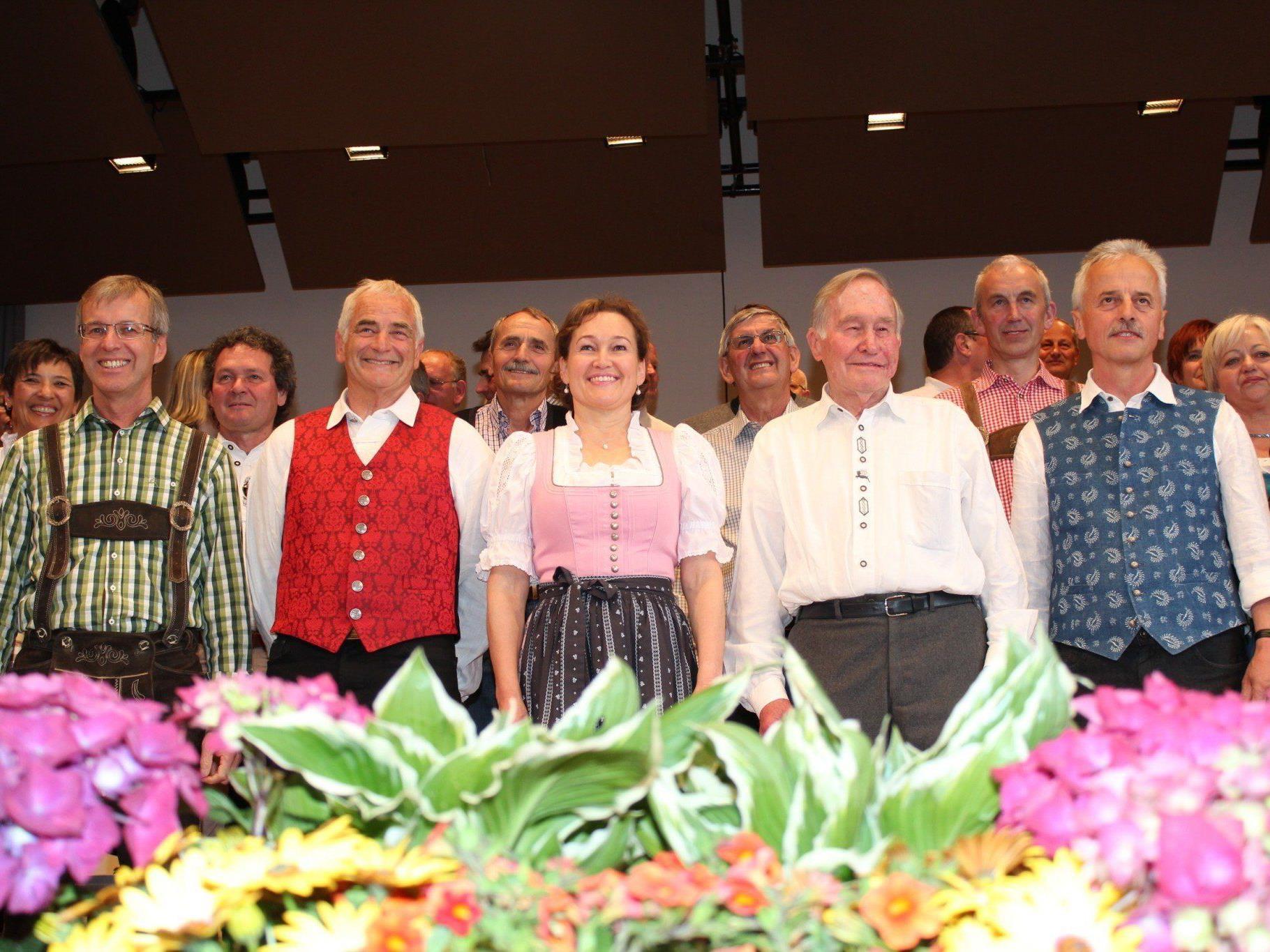 Eindrucksvolles Konzert des Bildsteiner Chores.