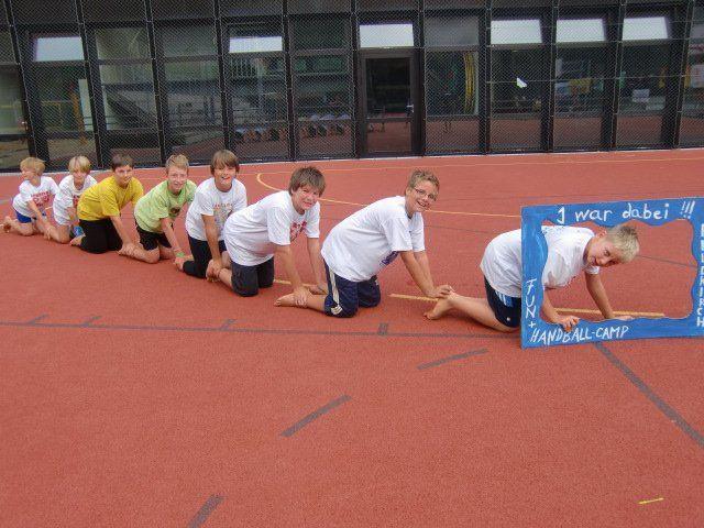 Das Handballcamp für den Nachwuchs beim HC BW Feldkirch erlebt seine dritte Auflage.