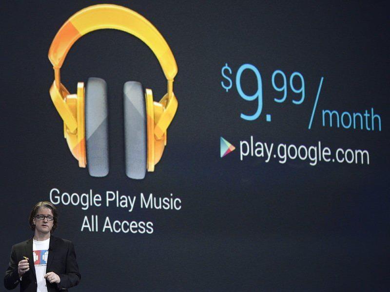 Mit einem Abo-Dienst fordert der Online-Riese junge Streaming-Anbieter und Apple heraus.