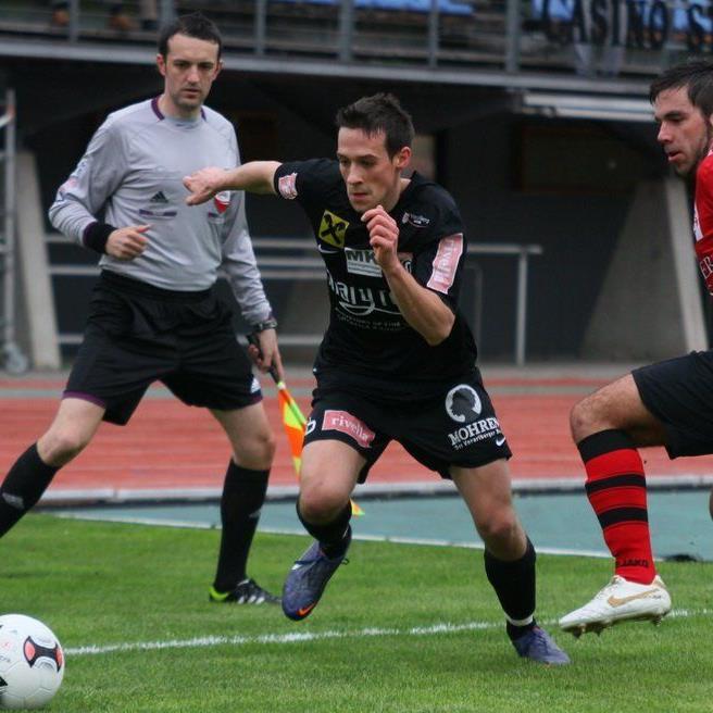 Nach nur einer Saison beim SC Bregenz kehrt Torjäger Martin Bartolini zum SC Fußach zurück.