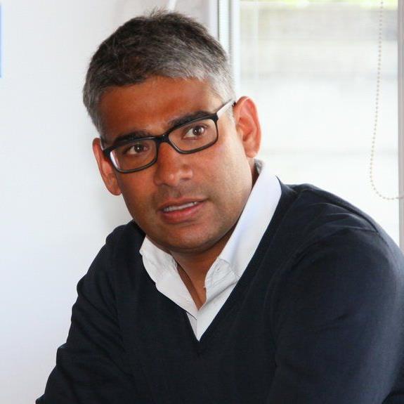 Omer Rehman, Sprecher der interimistischen Steuerungsgruppe wird den Einstieg in die Westliga prüfen.