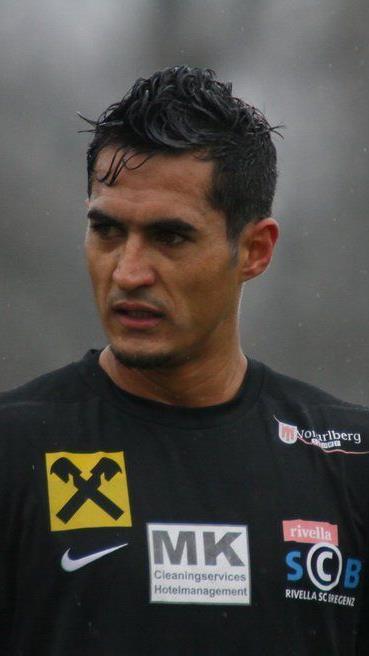 SC Bregenz-Spielmacher Sidinei de Oliveira steht vor einem Wechsel zu einem anderen Klub.