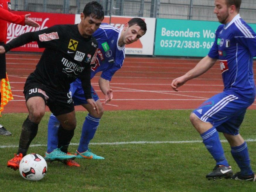 SC Bregenz-Spielmacher Sidinei de Oliveira steht vor einem Wechsel zu Brühl St. Gallen.