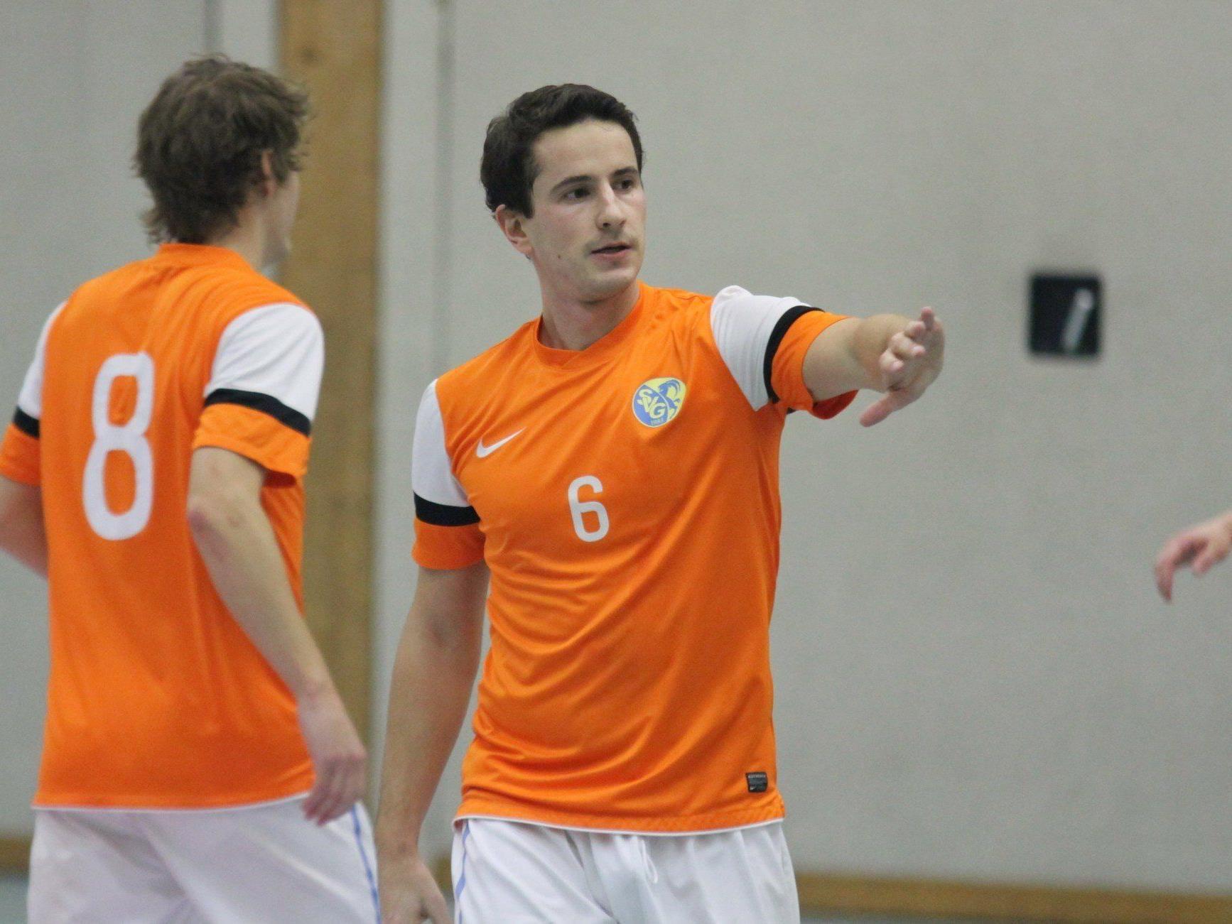 Bernhard Erkinger bleibt dem SV Gaissau auch in der kommenden Saison erhalten.