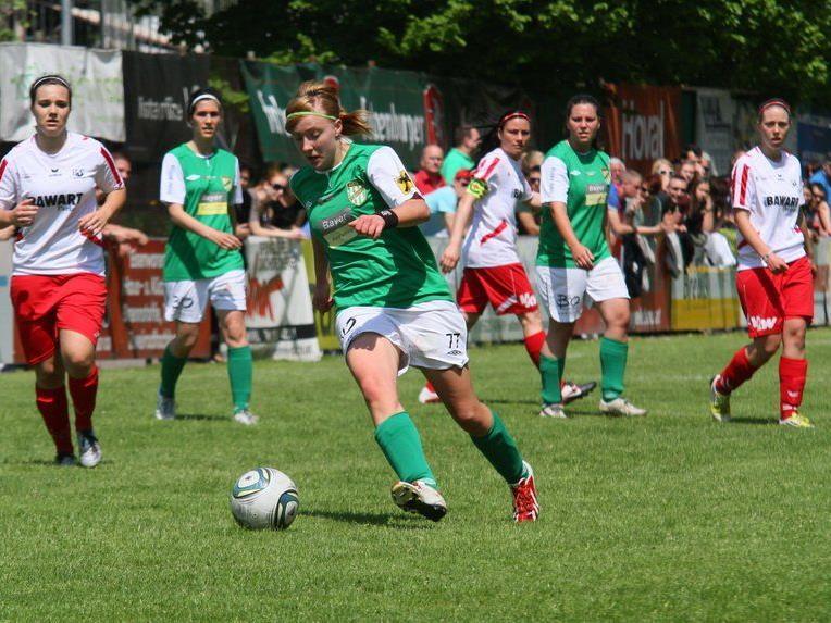 Nächster Sieg der SPG FC Lustenau/Austria Lustenau im Rahmen der BL Mitte/West Meisterschaft.