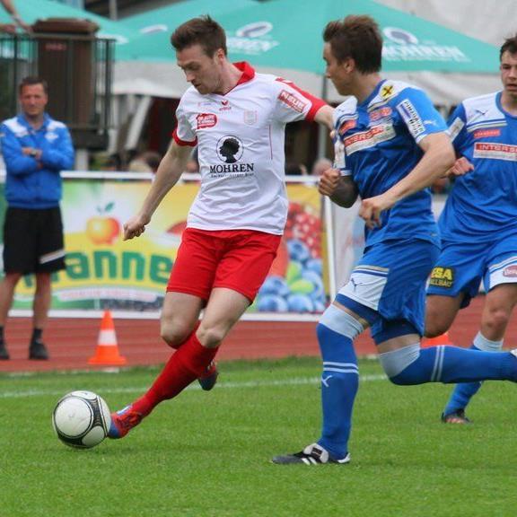 Patrick Schäfer wechselt vom FC Dornbirn zur Bregenzer Viktoria.