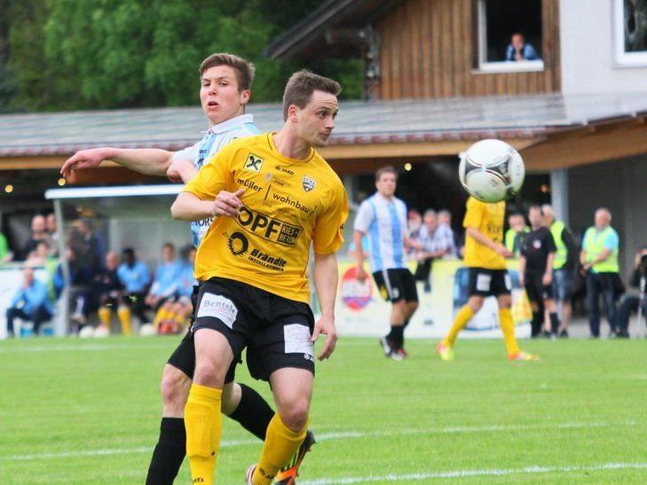 Stephan Kirchmann spielt ab der neuen Saison wieder für den FC Dornbirn.