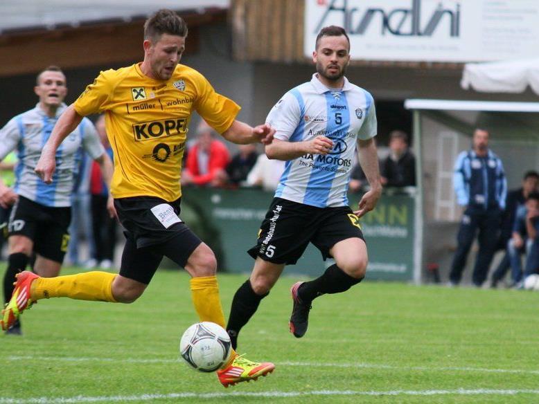 Fabian Flatz wechselt von den Altach Amateuren zum FC Brühl St. Gallen.