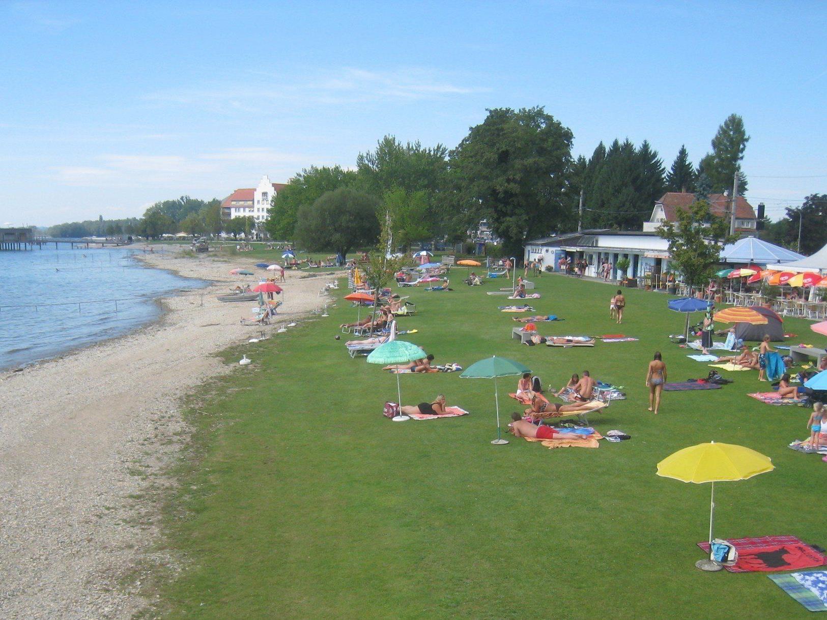 Der Badesommer lässt sich im Lochauer Strandbad mit all seinen Angeboten so richtig genießen.
