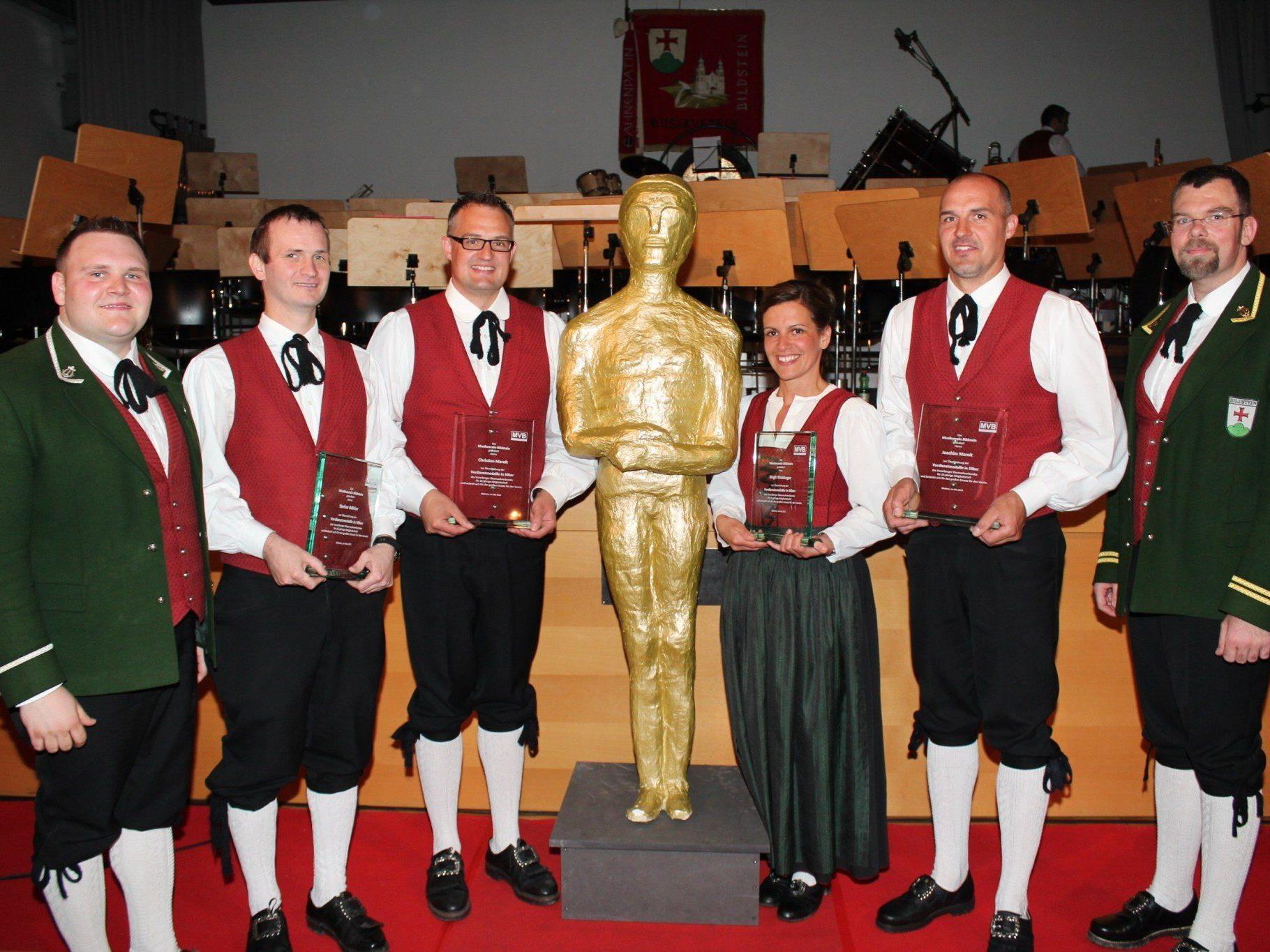 Michael Lenz, Stefan Böhler, Christian Marolt, Birgit Waldinger, Joachim Marolt, Klaus Greiderer