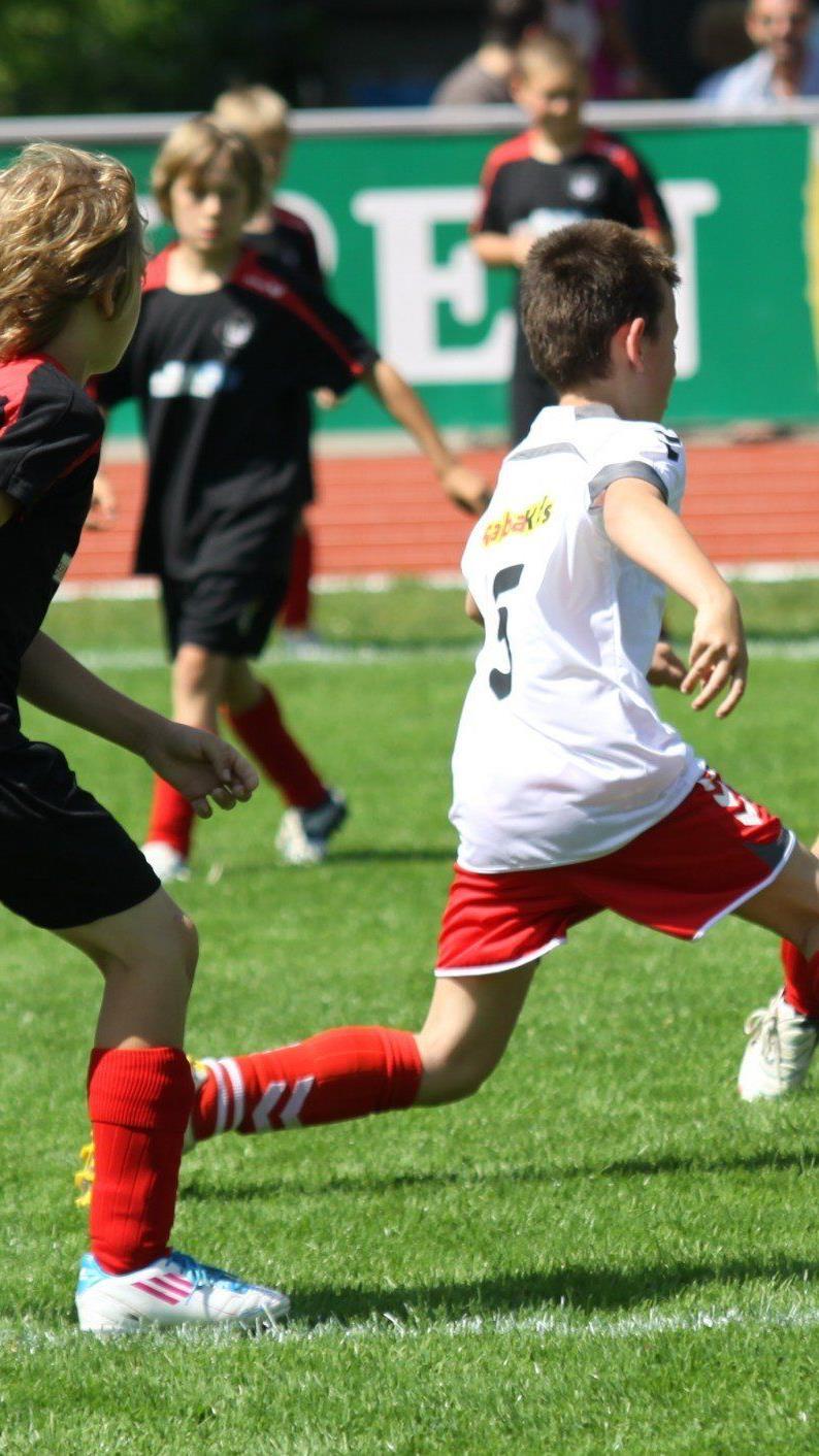 Symbolbild: Götzis U-10 gegen FC Dornbirn U-10 wurde abgebrochen und wird neu ausgetragen.