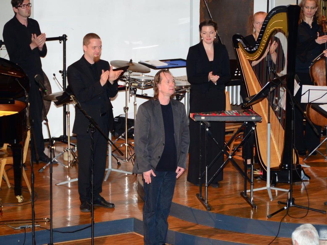 Das Publikum feierte Michael Floredo und bedankte sich mit einem langen Applaus für die wunderbare Musik.