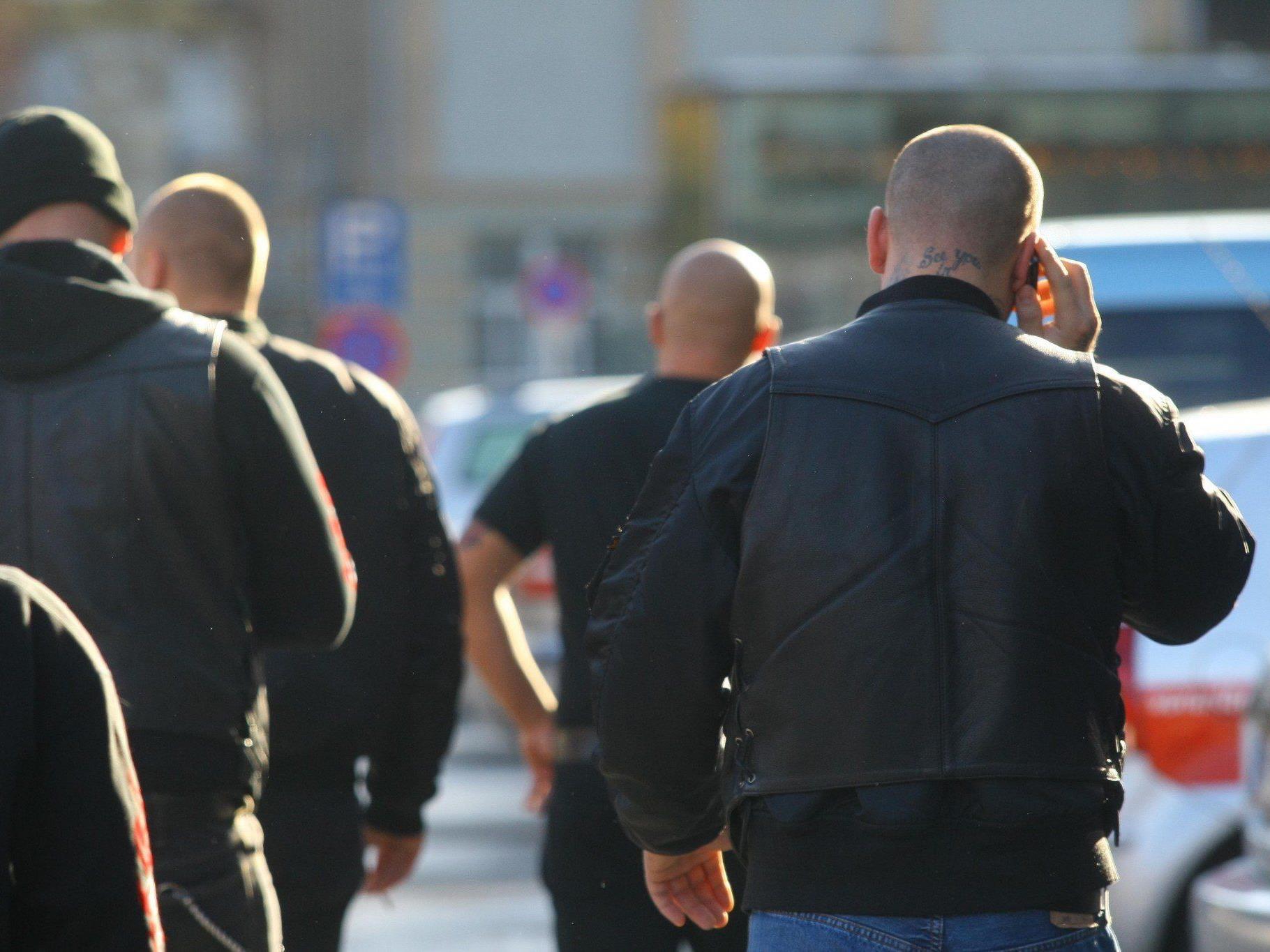 Freispruch für Skinhead-Chef: Gericht in Innsbruck entschied auf mangelnden Vorsatz.