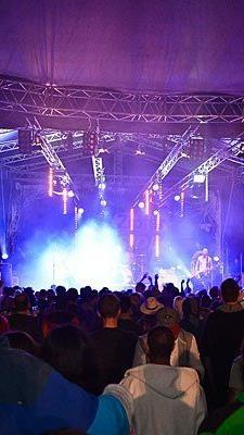Die Acts beim Seaside Festival in Podersdorf begeisterten das Publikum