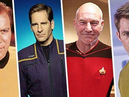 Raumschiff Enterprise Captain Kirk