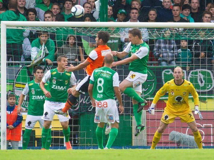 36 Mal trafen die Austria und der FCL bisher aufeinander.