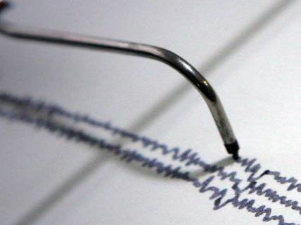 Am Freitagmorgen gab es ein leichtes Erdbeben in Niederösterreich.