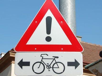 Die grünen Radwege stoßen auf nicht viel Begeisterung.