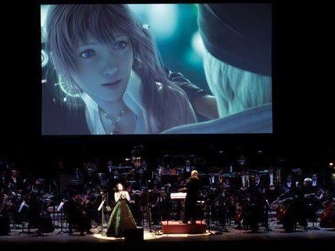 """""""Distant Worlds"""" an zwei Abenden im Wiener Konzerthaus."""