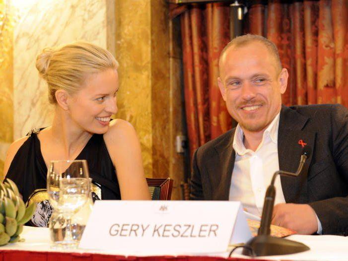 Topmodel Karolina Kurkova ist für den Life Ball nach Wien gekommen.