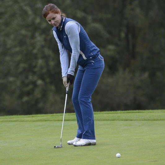 Guten Golfsport brachte das Turnier auf der Anlage in Rankweil.