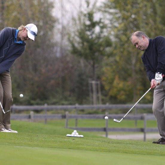 Zwei Turniere wurden auf der Anlage des GC Montfort Rankweil ausgetragen.