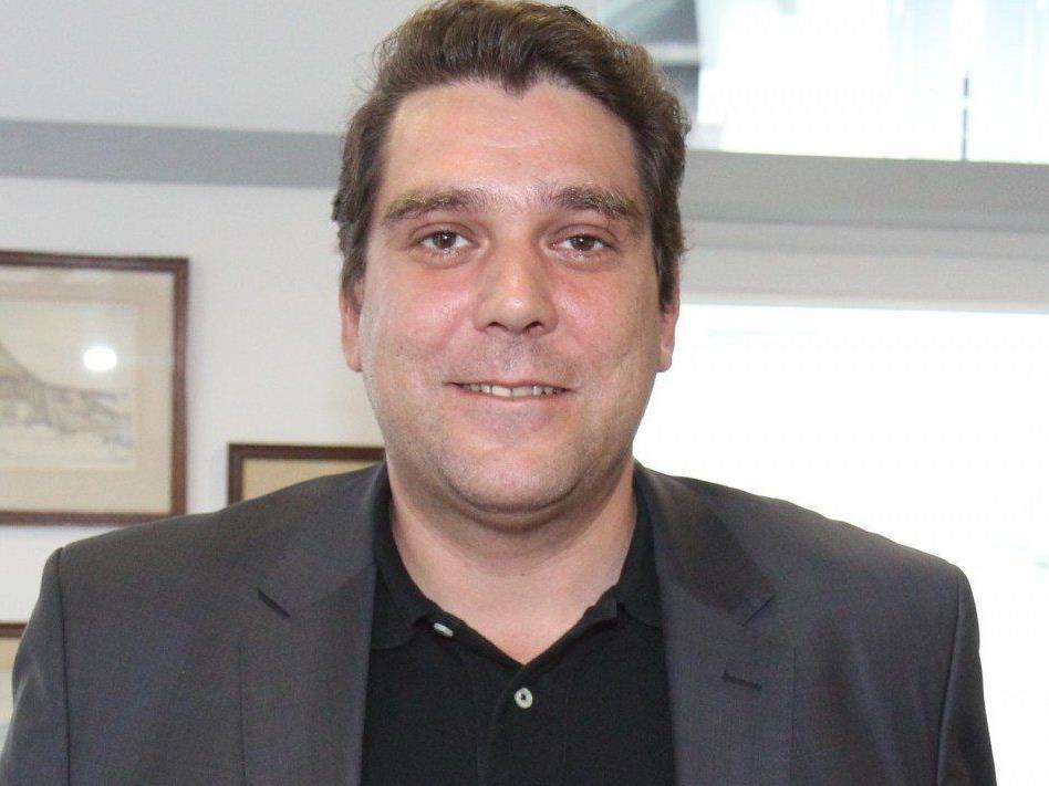 40-Jähriger folgt Harald Sonderegger nach, der Landesrat wird.