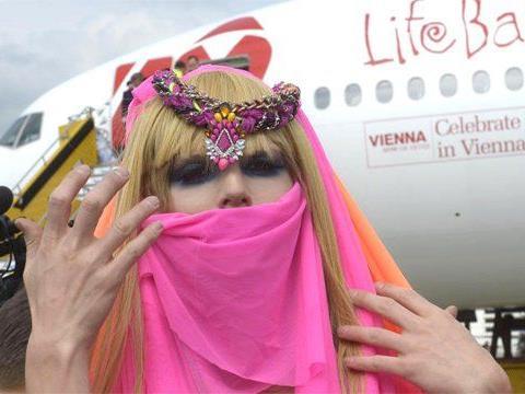 Das schrillste Society-Event des Jahres findet am Samstag in Wien statt.