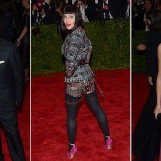 Stars und Sternchen feierten den Met Ball in New York.