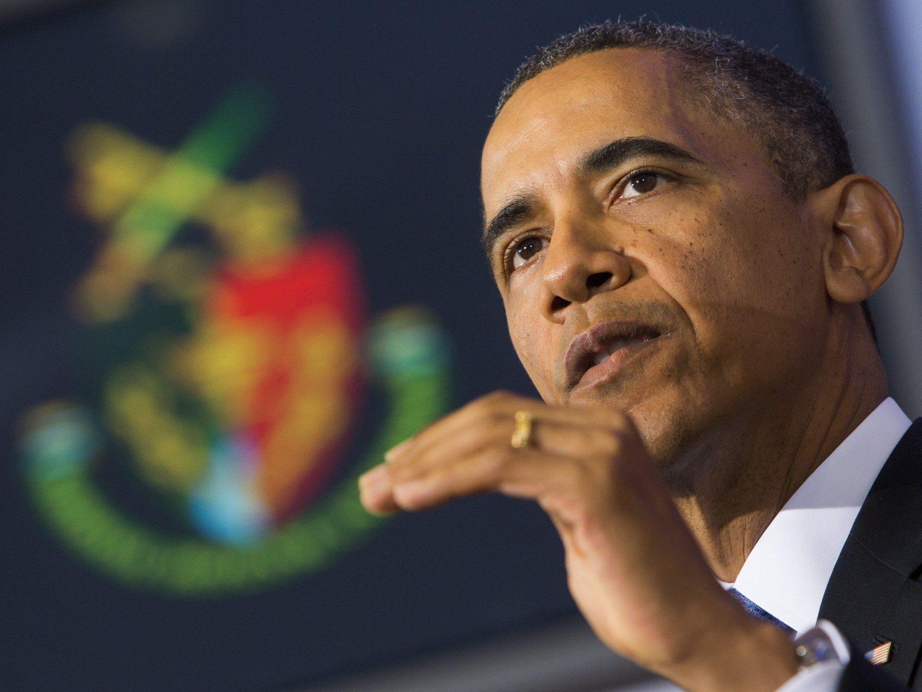 """Präsident: USA nicht mehr in """"unbegrenztem globalem Krieg gegen den Terror""""."""