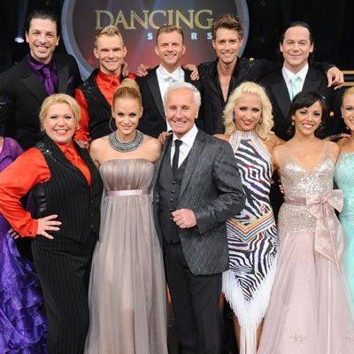 """""""Dancing Stars"""": Fünf Paare, zehn Tänze - Premiere für Discofox"""