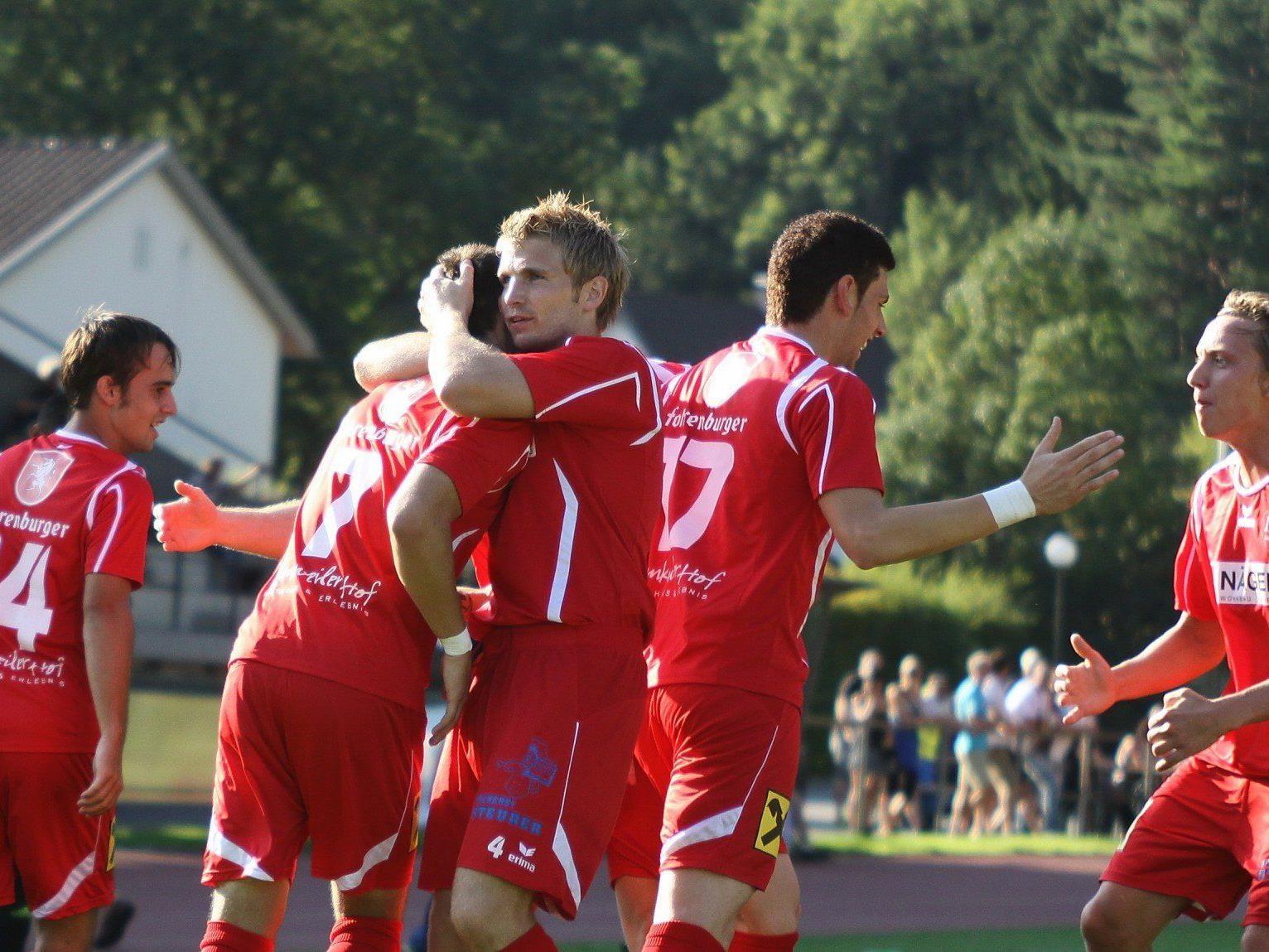 RW Rankweil gewinnt sensationell beim VL-Tabellenführer Höchst mit 3:1 und macht die Liga spannend