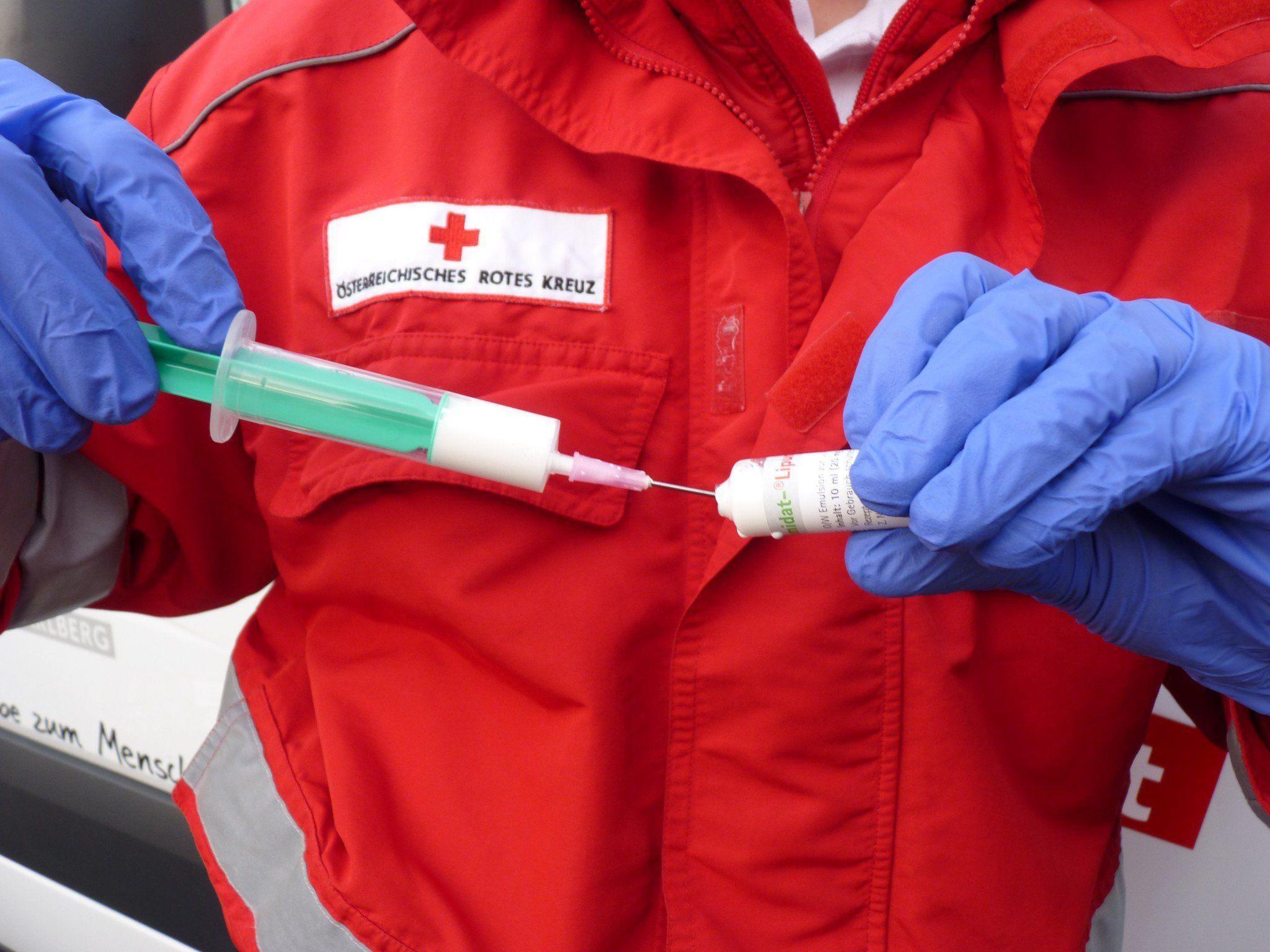 Die Jugendlichen wurden ins Landeskrankenhaus Hohenems gebracht.