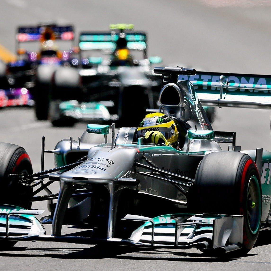 Rosberg mit überzeugender Leistung in Monaco.