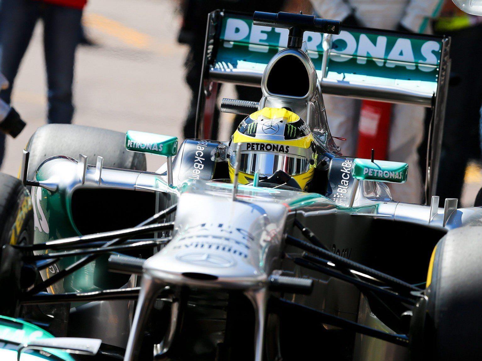 Rosberg: Fahrstil und Auto harmonieren.