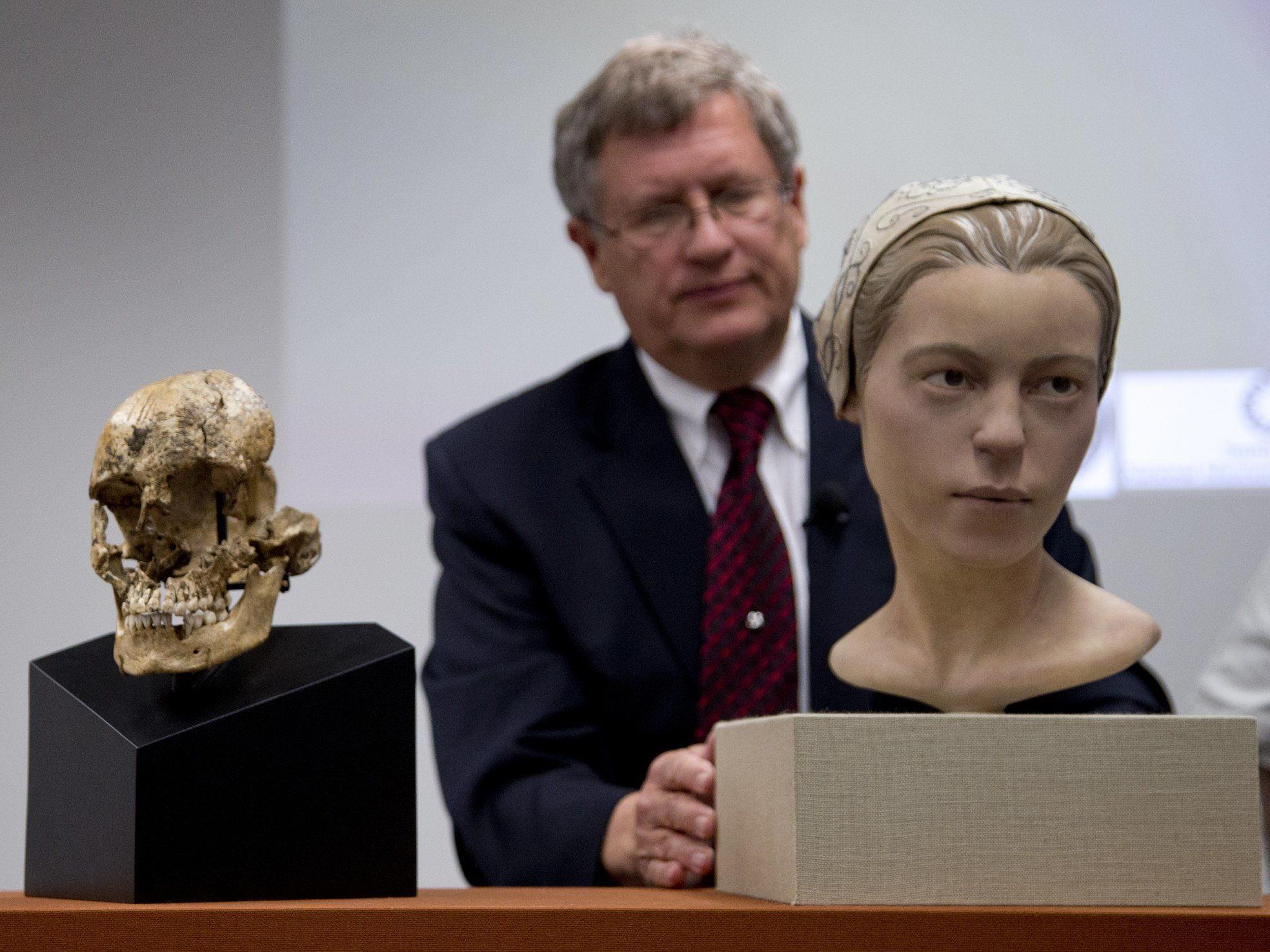 Ergebnis von kriminaltechnischer Untersuchung von Knochen eines 14-jährigen Mädchens: Siedler waren Kannibalen.